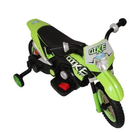 Детский электромотоциклBarty CROSSYM68, Зелёный