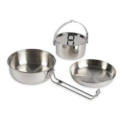 Набор туристической посуды Tatonka Camp Set L 4114-000