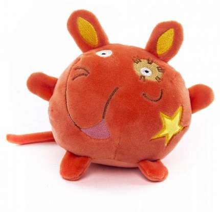 """Мягкая игрушка """"Мышка оранжевая"""", 10 см"""