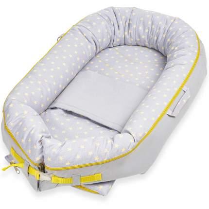 Кокон-гнездышко для новорожденных Little Vi Дерби BN-0021
