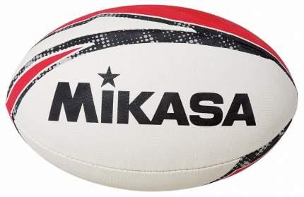 Мяч для регби Mikasa RNB7, 5, белый/красный/черный