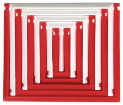 Игр. пласт. головоломка прямоуг. рамки, рус. упак. CRD 10,8х14,8 см., арт. M6237