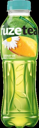 Чай зеленый Fuzetea Манго-ромашка 500мл