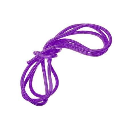 Скакалка гимнастическая BF-SK05 2,5м, 130гр. Фиолетовый