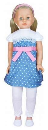 Кукла Lotus Onda Ходячая в голубом платье