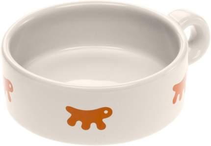 Миска Ferplast Cup Bowl керамичекая для животных (ф 12,7 см. Высота: 4,5 см, )