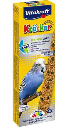 Крекеры Vitakraft для волнистых попугаев при линьке 2 шт (2 шт, )