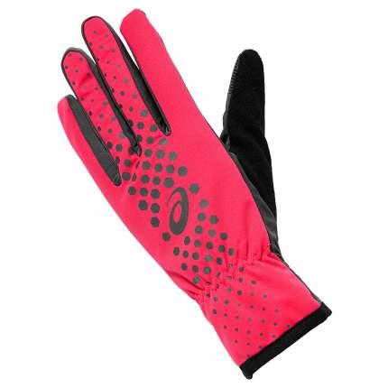 Перчатки Asics Winter Performance, pink, M