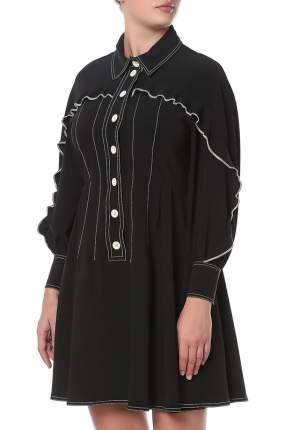 Платье женское SPORTMAX 22260673/01 черное 38 IT