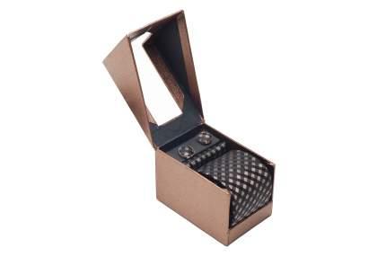 Мужской подарочный набор в стильной упаковке (галстук+запонки+платок)