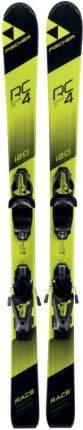 Горные лыжи RC4 Race JR. SLR 2 + FJ4 AC SLR Brake 74 2018, ростовка 80 см