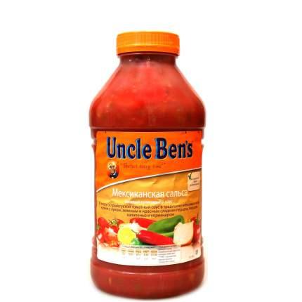Соус Uncle Ben's томатный мексиканская сальса 2.29 кг