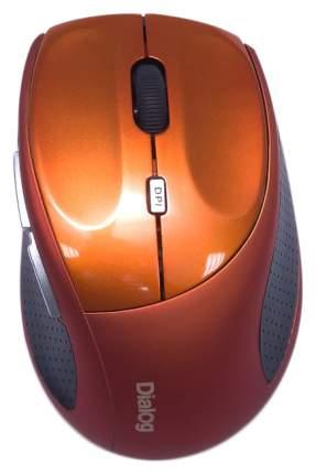 Беспроводная мышка Dialog Katana MROK-18U Orange/Black