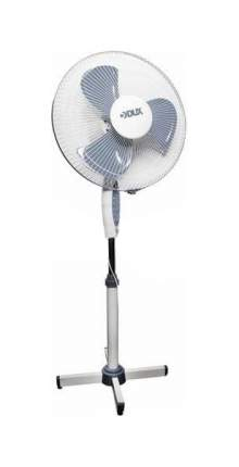 Вентилятор напольный DUX DX-17 white/grey