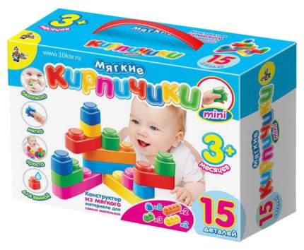Конструктор для малышей Десятое Королевство 02672ДК