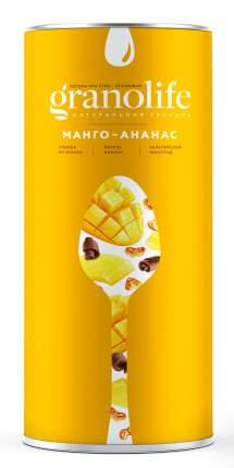 Гранола Granolife  манго-ананас 400 г