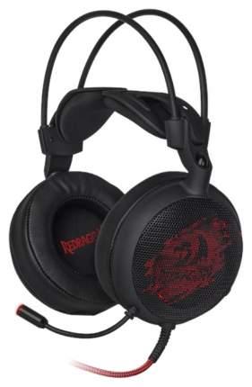 Игровые наушники Redragon Pro Red/Black