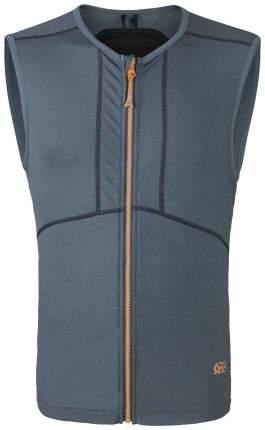 Защита спины Atomic Ridgeline BP Vest Shade черная/серая, S