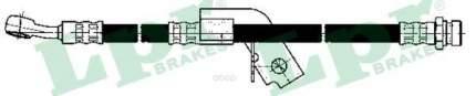 Шланг тормозной системы Lpr 6T48156 задний правый
