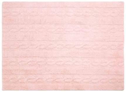 Ковер Lorena Canals Косы Braids светло-розовый 120*160