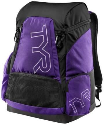 Рюкзак для плавания TYR Alliance LATBP45 45 л фиолетовый (510)