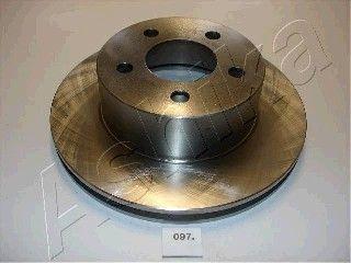 Тормозной диск Ashika 60-00-097