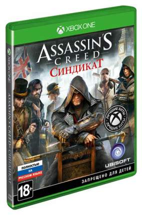Игра Assassin's Creed Syndicate Greatest Hits для Xbox One