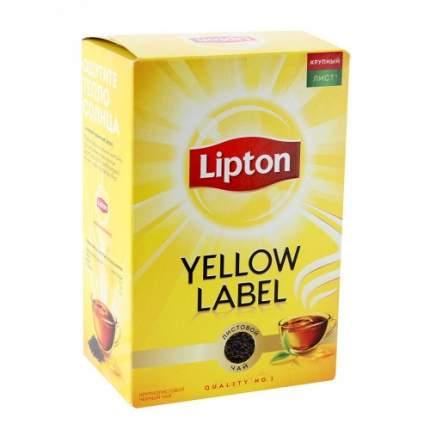 Чай черный Lipton листовой  100 г
