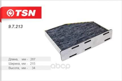Фильтр воздушный салона TSN 97213