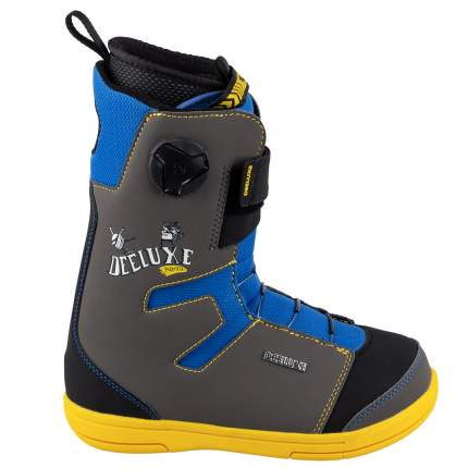 Ботинки для сноуборда Deeluxe Junior 2019, multi, 21