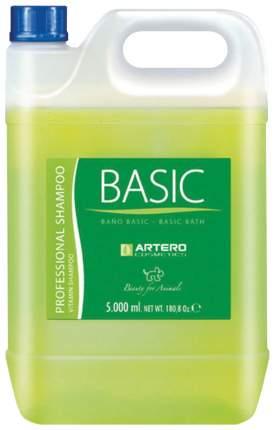 Шампунь для собак Artero Basic универсальный, экстракты овса, 5 л