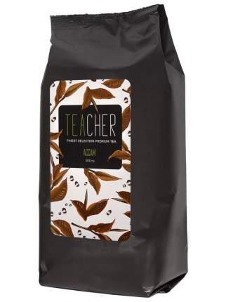 Чай Teacher ассам листовой 500 г