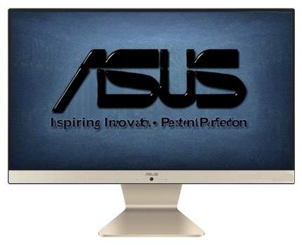 Моноблок Asus V222GBK-BA005D 90PT0221-M00330