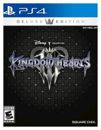 Игра для Sony PlayStation 4 Kingdom Hearts III Deluxe