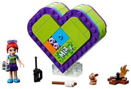 Конструктор LEGO Friends 41358 Шкатулка-сердечко Мии