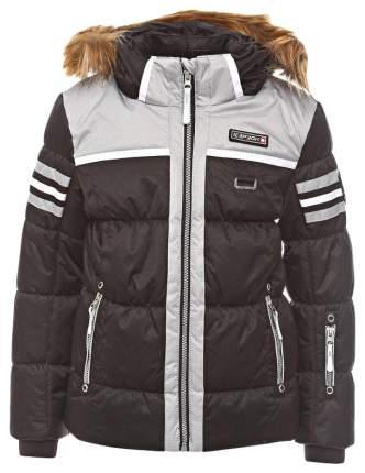 Куртка для мальчиков Icepeak 450056512IV чёрный р.128 100%полиэстер 990