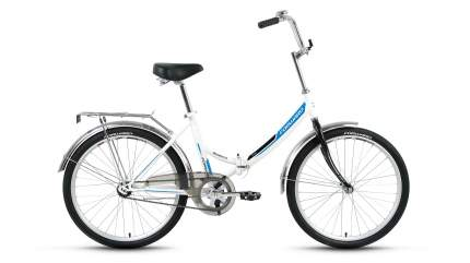 "Велосипед Forward Valencia 1.0 24 2019 16"" белый"