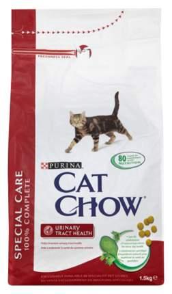 Сухой корм для кошек Cat Chow Special Care Urinary Tract Health, при МКБ, птица, 7кг
