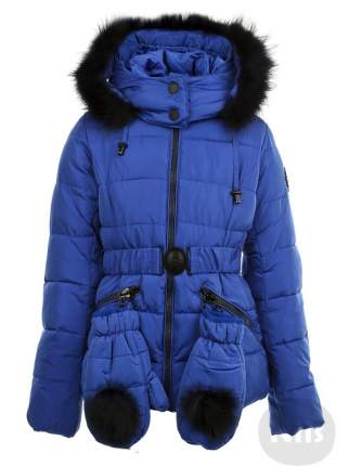 Куртка PULKA Синий р.128