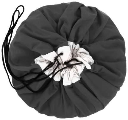 Мешок для хранения игрушек и игровой коврик 2в1 Play&Go Чёрный