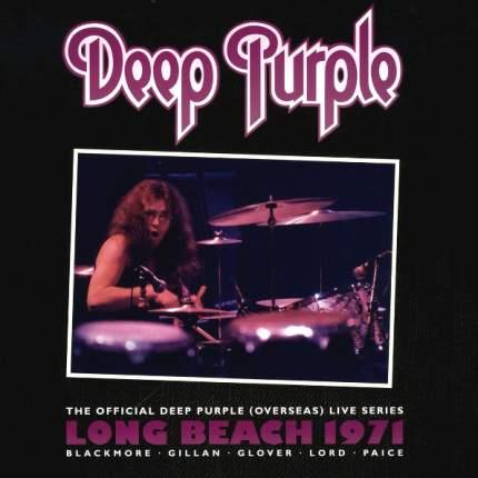 "Виниловая пластинка Deep Purple ""Live In Long Beach 1971"" (2LP)"