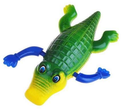 Заводная игрушка для купания Гратвест Крокодил