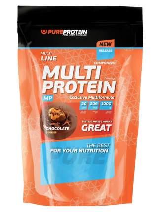 Протеин PureProtein Multicomponent Protein 1050 г шоколадное печенье