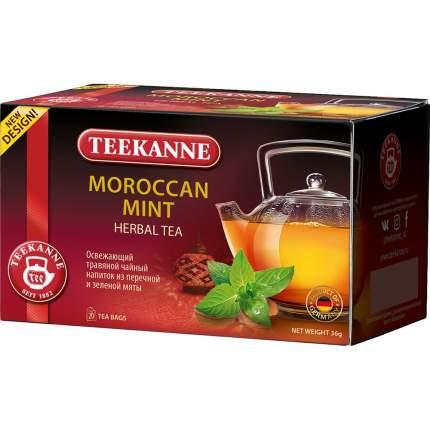 Чайный напиток Teekanne марокканская мята 20 пакетиков