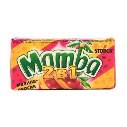 Жевательные конфеты Mamba 2в1 26.5 г