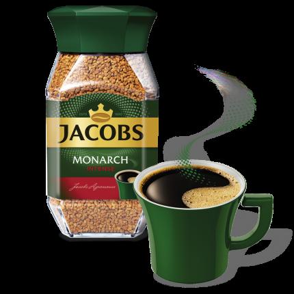 Кофе растворимый Jacobs monarch intense 95 г