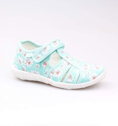 Текстильная обувь Котофей 421015-11 для девочек р.26