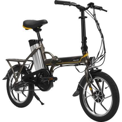 Электровелосипед Polaris PBK 1611 2019 One Size black