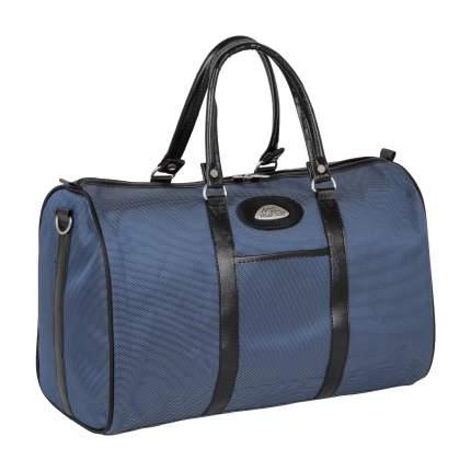 Дорожная сумка Polar 6096 синяя 43 x 28 x 19