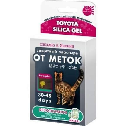 Защитный пластырь Toyota kako От меток кошек (3 шт (50 х 70 мм))